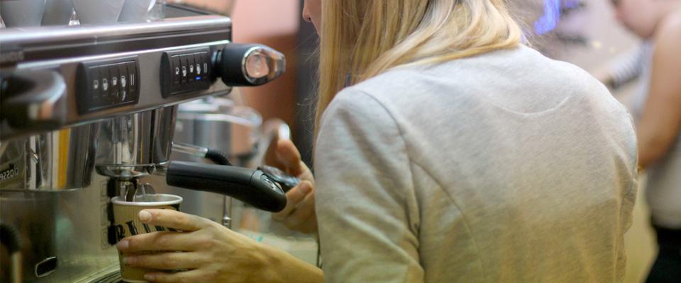 Drury Coffee Barista Training