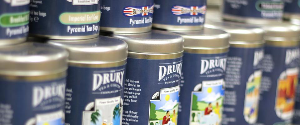 Drury Delicatessen Tea & Coffee Supplys