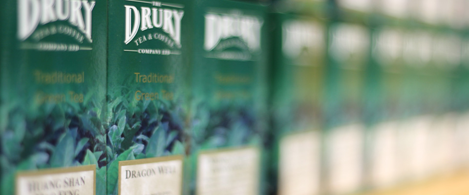 Drury loose leaf tea