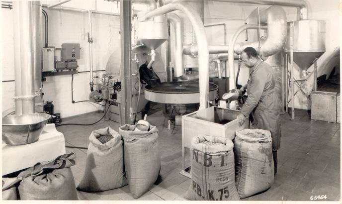 Drury roasting 1960
