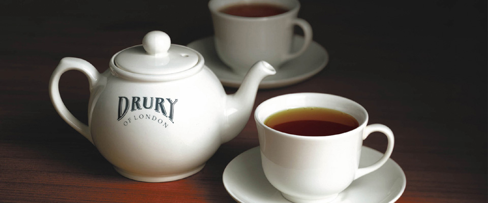 Drury tea bags