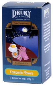 Drury Pyramid Comomile Tea Bag