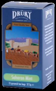 Drury Pyramid Saharan Mint Tea Bag