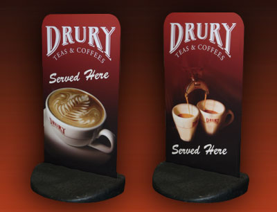Drury Promotional Material