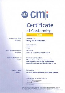 CMi Certification 2011-2012