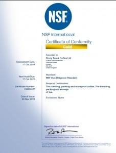 CMi Certification 2014-2015