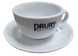 Drury Cappuccino Ceramic Cup