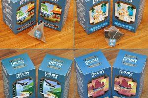 New Pyramid Tea Bags Varieties