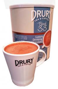 Drury Blend 33 2Kg Tub and Mug with Chocolate