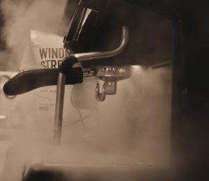 Windmill Street Coffee - Rancilio Steam