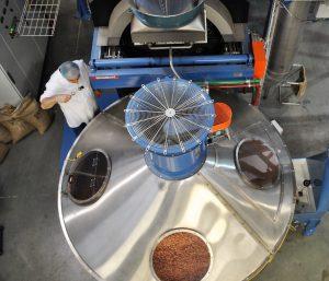 Wholesale Coffee Roasting